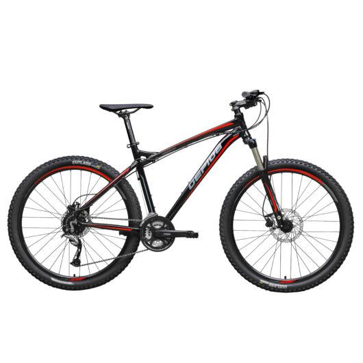 Gepida SIRMIUM 27,5'' Férfi Mountain Bike Kerékpár 2020 Fekete 30200050-17A