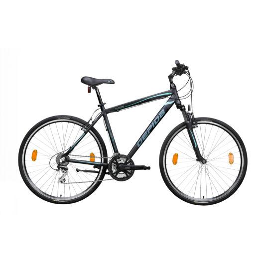 Gepida ALBOIN 200CRS PRO 28'' Férfi Cross Kerékpár 2020 Matt fekete 30200220-48A