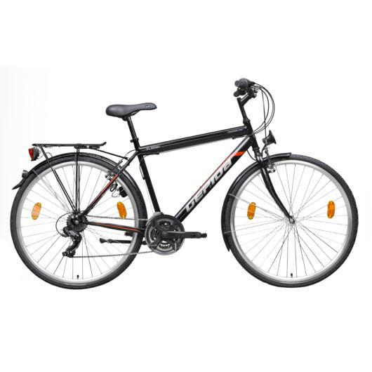 Gepida ALBOIN 100 28'' Férfi Trekking Kerékpár 2020 Fekete 30200 300-52A