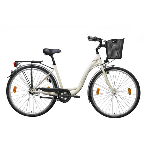 Gepida REPTILA 100 28'' Női Városi Kerékpár 2020 Matt beigeral 30200415-45B