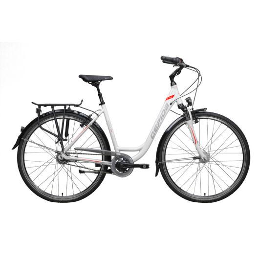 Gepida REPTILA 500 28'' Női Városi Kerékpár 2020 Fehér 30200455-45A