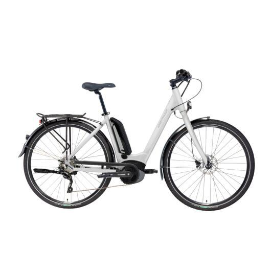 Gepida REPTILA 800 28'' Női Pedelec Kerékpár 2020 Hodij gyöngyfehér 30201 395-46A