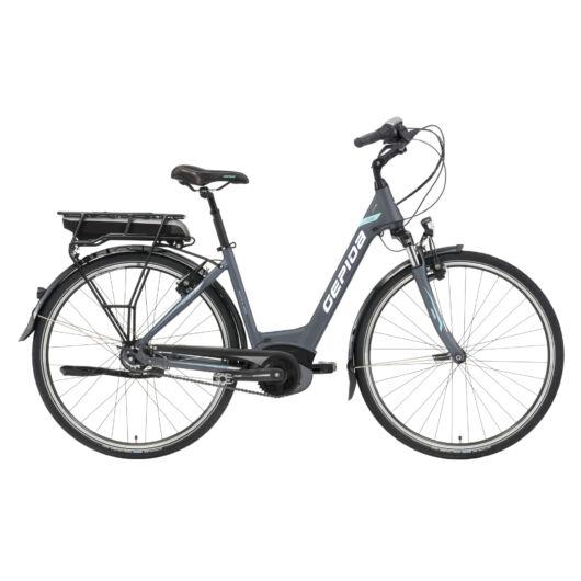 Gepida REPTILA 1000 RT 28'' Női Pedelec Kerékpár 2020 Grafit 30201905-46A