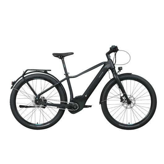 Gepida LEGIO PRO 27,5'' Férfi Pedelec Kerékpár 2020 Fekete 30202220-17A