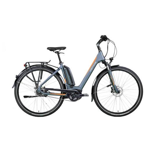 Gepida TURISIND 28'' Női Pedelec Kerékpár 2020 Grafit 302022 35-46A