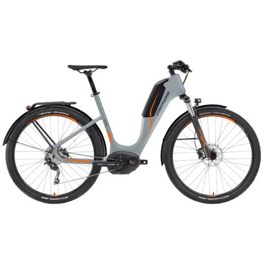 Gepida BERIG 27,5'' Női Pedelec Kerékpár 2020 Viharszürke 30202575-15A