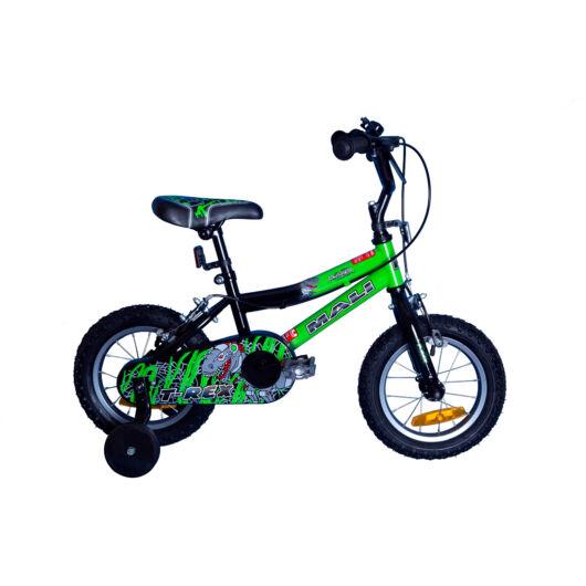 """Mali T-rex gyerek bicikli 12"""" 2017"""