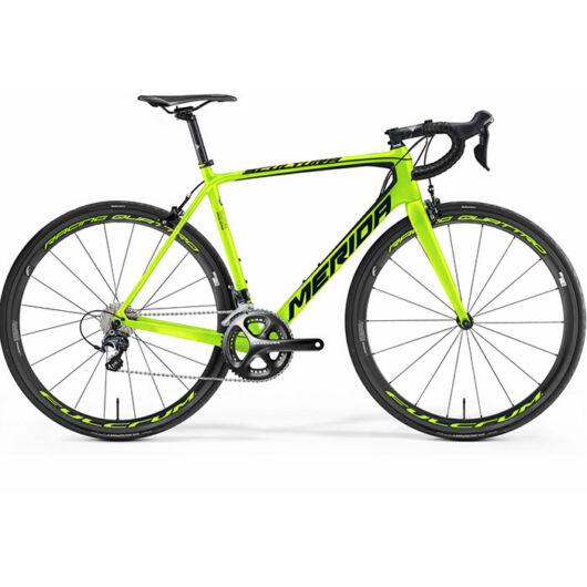 """13007M Merida SCULTURA SPECIAL ED. 28"""" férfi országúti kerékpár 2017  fluo zöld"""