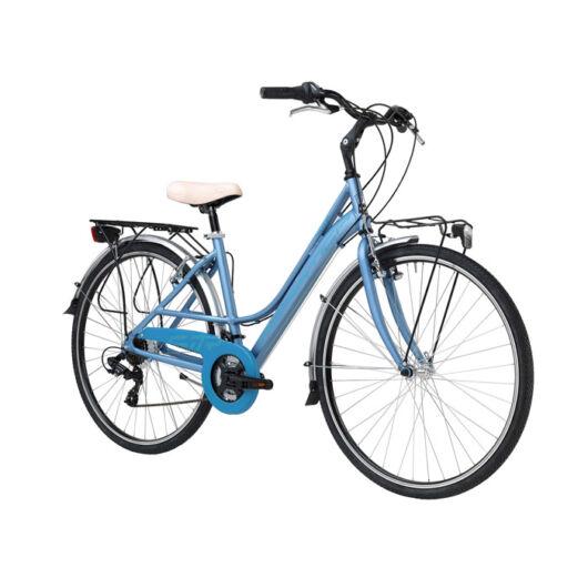 """BSIT17N01DY/AZ Adriatica AD Sity 3 700C 6s 28"""" 6 Sebességes női városi kerékpár 2018 kék"""
