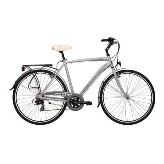 """BSIT17N03UY/G Adriatica AD Sity 3 700C 18s 28"""" 6 Sebességes férfi városi kerékpár 2018 szürke"""