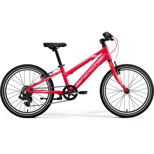"""23906 Merida MATTS J.20 20"""" 7 sebességes gyerek kerékpár 2018 pink"""