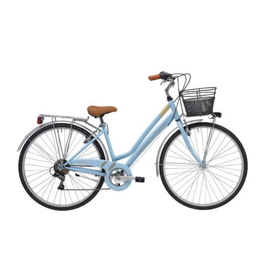 """BGOL18N01DY/AZ Adriatica AD Trend 6s 28"""" 6 Sebességes női városi kerékpár 2018 kék"""