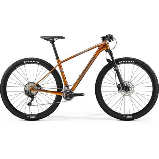 """89889-19 Merida BIG NINE 5000 férfi Mountain bike 29"""" 2019 réz(barna-ezüst)"""