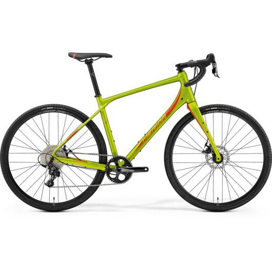 "71175-19 Merida SILEX 300 28"" férfi országúti kerékpár 2019 oliva(piros)"