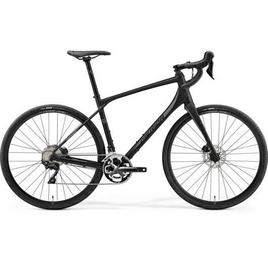"""82547-19 Merida SILEX 400 28"""" férfi országúti kerékpár 2019 fekete(szürke)"""