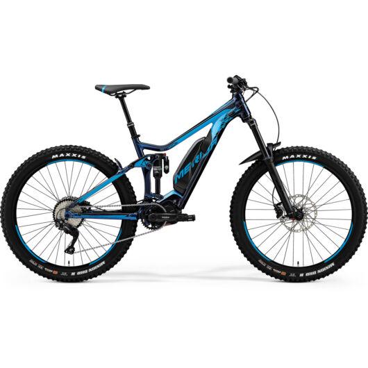 """85885-19 Merida eONE-SIXTY 500 29"""" férfi pedelec kerékpár 2019 fényes kék"""