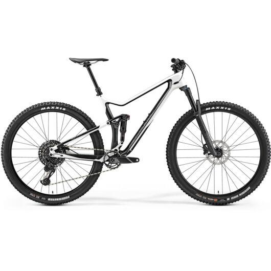 "88929-19 Merida ONE-TWENTY 9.6000 férfi Mountain bike 29"" 2019  fehér/fekete"