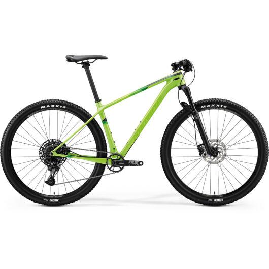 "21735-20 Merida BIG NINE 4000 férfi Mountain bike 29"" 2020 selyem zöld(sötétzöld)"