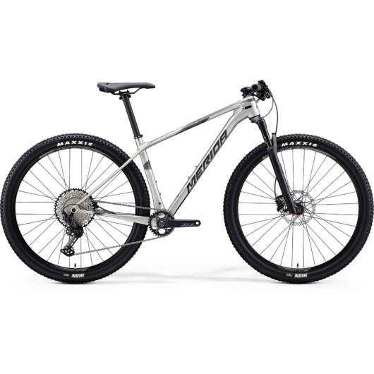 "33982-20 Merida BIG NINE 5000 férfi Mountain bike 29"" 2020 titán(fekete)"