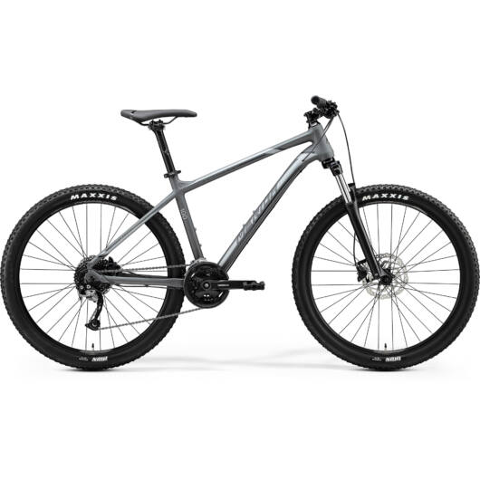 """22297-20 Merida BIG.7 100 férfi Mountain bike 27,5"""" 2020 matt sötét szürke(ezüst)"""