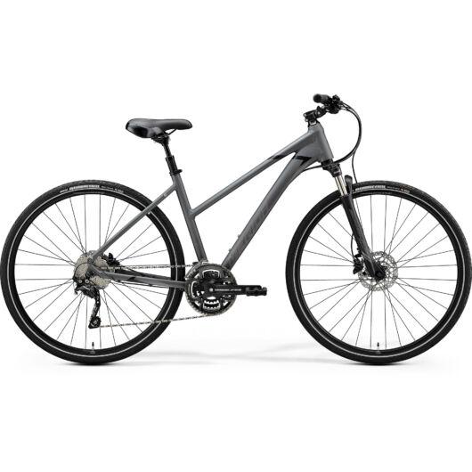 """35683-20 Merida crossway 300 28"""" női cross trekking kerékpár 2020 sötét szürke(fekete)"""