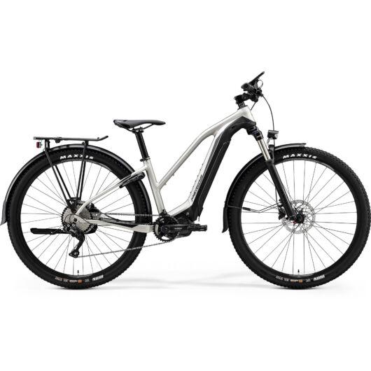 """27281-20 Merida eBIG.TOUR 400 EQ 29"""" férfi pedelec kerékpár 2020 matt titán/fekete"""