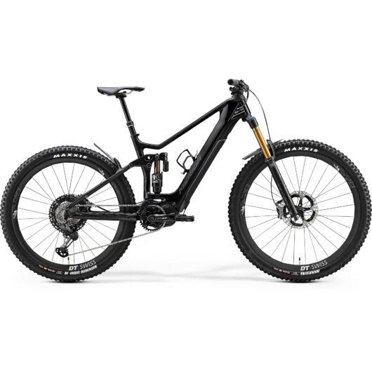 """28259-20 Merida eONE-SIXTY 10K 29"""" férfi pedelec kerékpár 2020 fényes fekete/matt fekete"""