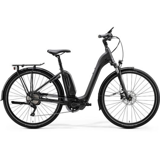 "21081-20 Merida eSPRESSO CITY 600 EQ 28"" férfi pedelec kerékpár 2020   matt fekete/antracit"