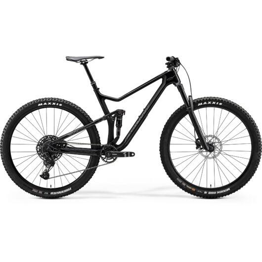 "33465-20 Merida ONE-TWENTY 9.3000 férfi Mountain bike 29"" 2020  fényes fekete/matt fekete"
