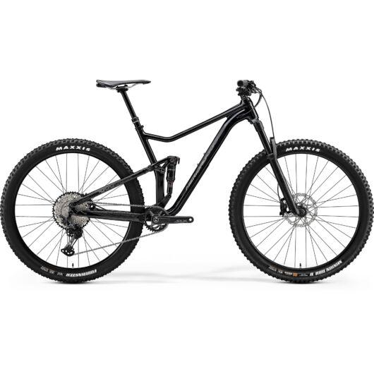 "33506-20 Merida ONE-TWENTY 9.700 férfi Mountain bike 29"" 2020  metálfekete(matt ezüst)"