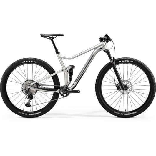 """33261-20 Merida ONE-TWENTY RC 9.XT-ED férfi Mountain bike 29"""" 2020  selyem titán(sötét ezüst)"""