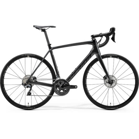 """18297-20 Merida SCULTURA DISC 6000 28"""" férfi országúti kerékpár 2020  sötét ezüst/fekete"""