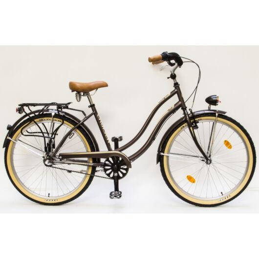 """Csepel CRUISER NEO 26"""" 3 Sebességes Női városi kerékpár 2016 + Ajándék 24 órás szállítás"""