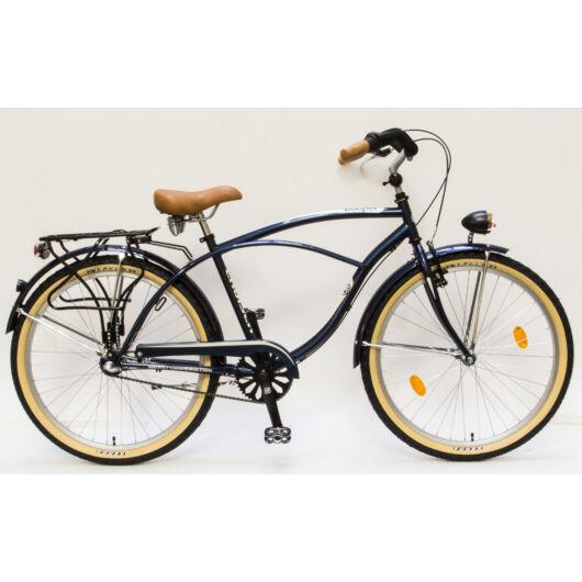 """Schwinn Csepel CRUISER NEO 26"""" 3 Sebességes Férfi városi kerékpár 2016 kékbarna 93604303BL"""