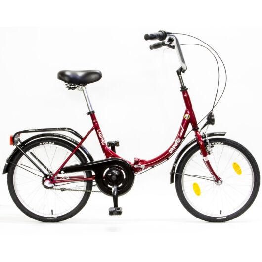 """Schwinn Csepel CAMPING 20"""" 3 Sebességes Unisex városi kerékpár 2017 piros/fehér 93706103RR"""