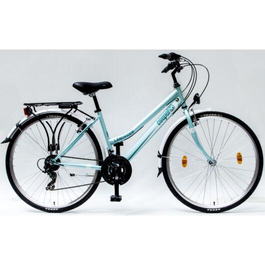 """Schwinn Csepel LANDRIDER 28"""" 21 Sebességes Női városi kerékpár 2017 z.kék 93730321ZK"""
