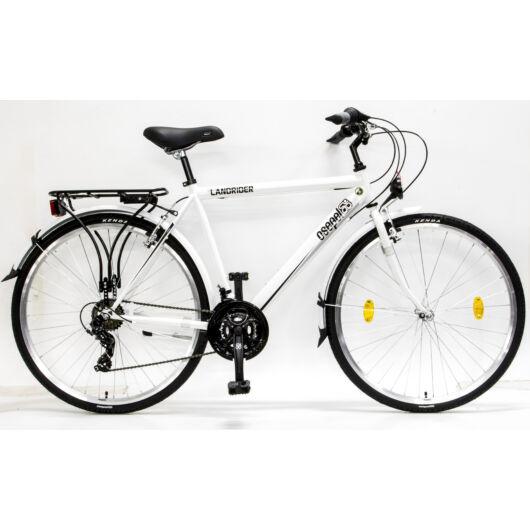 """Schwinn Csepel LANDRIDER 28"""" 21 Sebességes Férfi városi kerékpár 2017 fehér 93731421WH"""