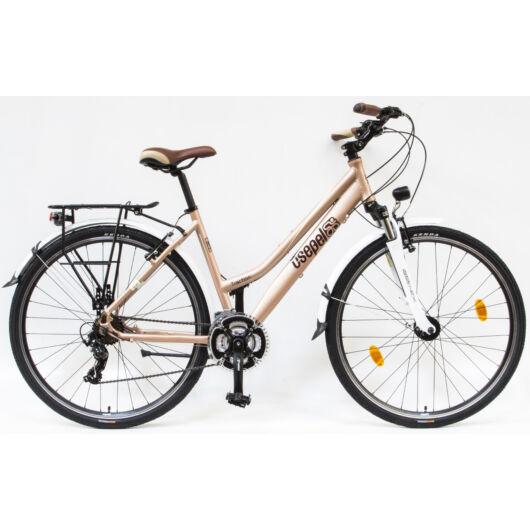 """Csepel Traction 200 28"""" 21 Sebességes Női városi kerékpár 2018 + Ajándék 24 órás szállítás"""