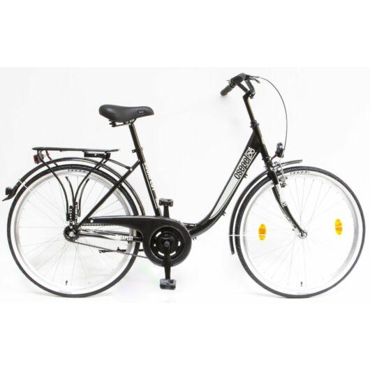 """Csepel BUDAPEST B 26"""" 1 Sebességes Női városi kerékpár 2019 + Ajándék 24 órás szállítás"""