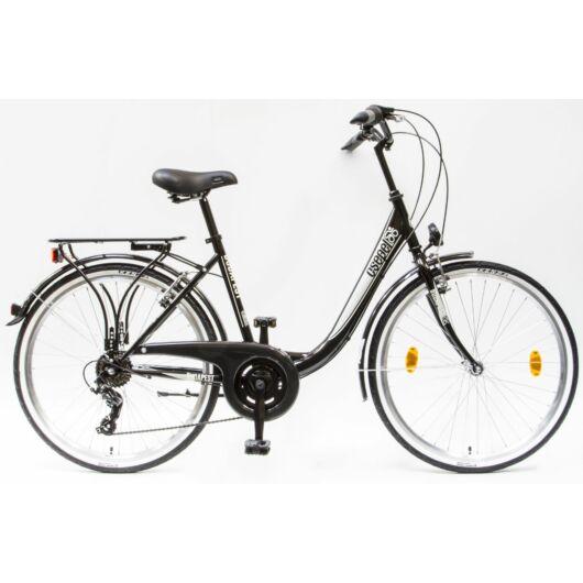 """Csepel BUDAPEST B 26"""" 7 Sebességes Női városi kerékpár 2019 + Ajándék 24 órás szállítás"""
