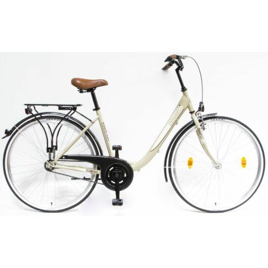 """Csepel BUDAPEST B 28"""" 1 Sebességes Női városi kerékpár 2019 + Ajándék 24 órás szállítás"""