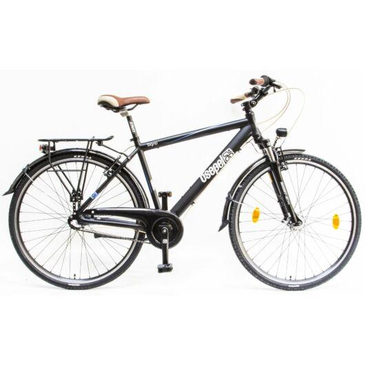 """Schwinn Csepel SIGNO 28"""" Férfi trekking kerékpár 2019 fekete 93919803BK"""
