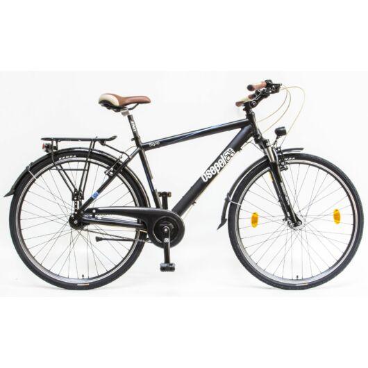 """Schwinn Csepel SIGNO 28"""" Férfi trekking kerékpár 2019 fekete 93919807BK"""