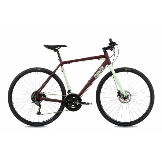"""Schwinn Csepel RAPID 28"""" Unisex országúti kerékpár 2019 matt bordo/menta 93959124BB"""