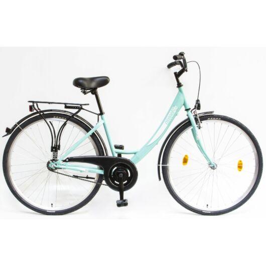 """Csepel BUDAPEST A 28"""" 1 Sebességes Női városi kerékpár 2020 + Ajándék 24 órás szállítás"""