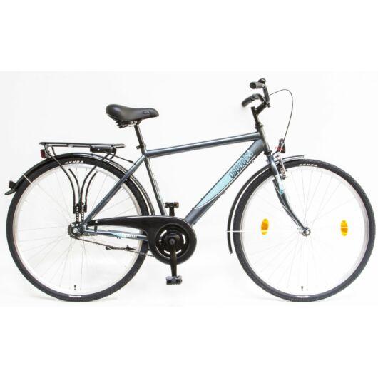 """Schwinn Csepel BUDAPEST 28"""" 1 Sebességes Férfi városi kerékpár 2020 grafit 94000401GT"""