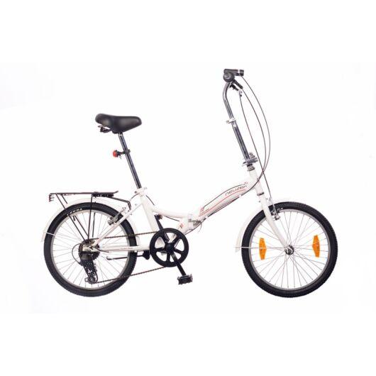 """Neuzer Folding City 20"""" 6 sebességes Unisex Összecsukható kerékpár 2020 NE1652010010"""