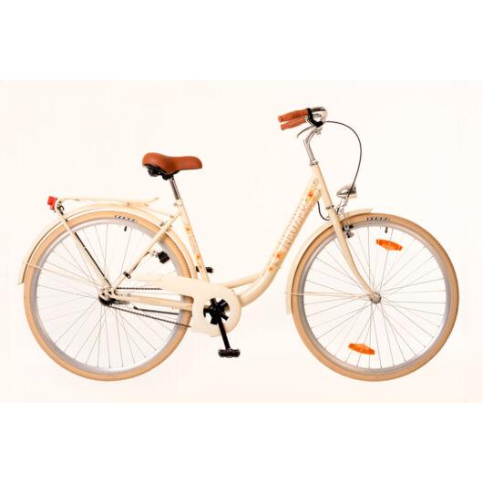"""Neuzer Balaton Premium 26"""" 1 sebességes Női Városi kerékpár 2020 + Ajándék 24 órás szállítás"""