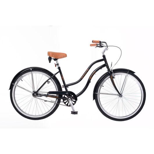 """Neuzer Beach 26"""" 1 sebességes Női Cruiser kerékpár 2020 + Ajándék 24 órás szállítás"""