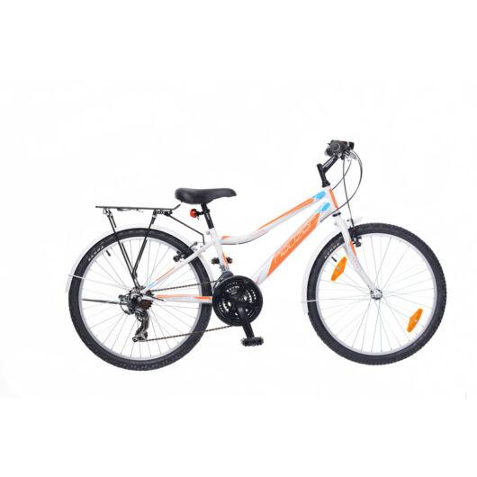 """Neuzer Bobby City 24"""" 18 sebességes Gyerek bicikli 2020 NE1692111030"""